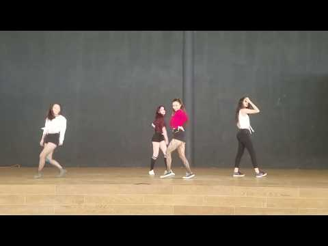 Black Pink - Intro/ BOOMBAYAH & HIGH4 20 - HOOKGA cover by OPTIMUM