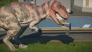 Jurassic World Evolution: Quick Look
