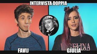 YTP - Favij & Giulia Penna - l'intervista doppia, quella vera.