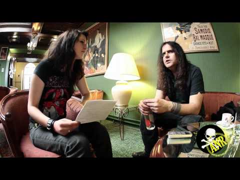 2012-04-20 - Interview Kreator @ Paris