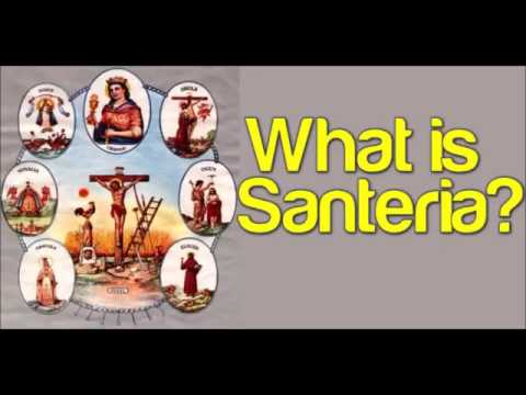 Santería the misunderstood religion