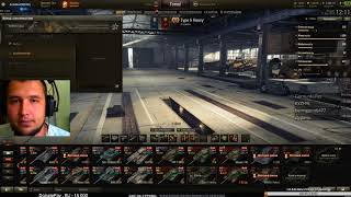Путь к AMX 50 Foch(155)