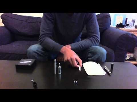 Yocan Mak Vaporizer Review: Portable Vaporizer Pen for Dry Herbs (like Atmos Raw Rx / G5)