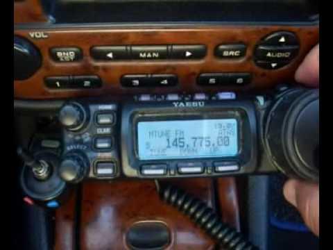 ATAS - 120A y el FT-857D