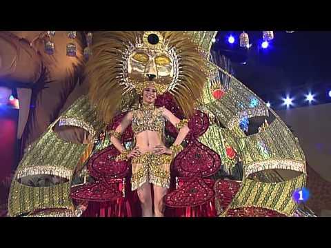 Carolina Cámara - Primera Dama de Honor - Carnaval Maspalomas 2014