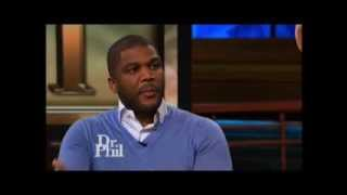 Tyler Perry Talks Forgiveness with Dr. Phil