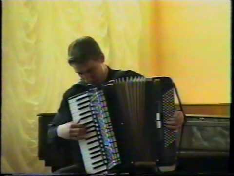 SCHERZO. Vorobyov Sergei. Akkordeon.