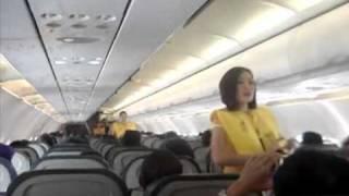 La danse d'hôtesses de l'air philippines: un hit sur YouTube
