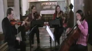 Pachelbel 39 S Canon In D For String Quartet