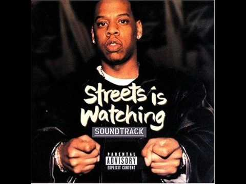 Jay-Z-Streets is Watching 1998