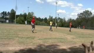 Atlanta Cricket League ACL 2008 Huntsville Cricket Club Vs Trans Atlantic HCC Bowling Part7