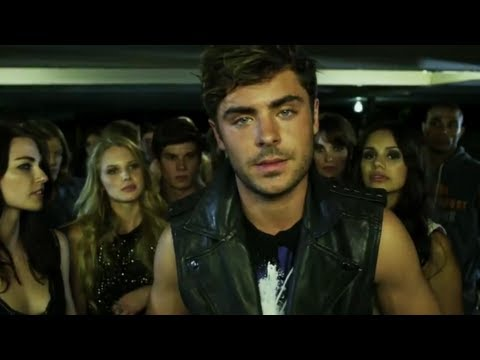 Zac Efron John John Denim Commercial