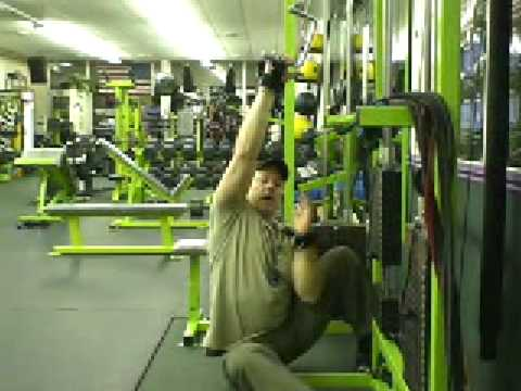 0 Latt Attack High to Low Single Arm Pull (1 of 5)