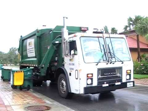 Garbage Trucks Part II Video