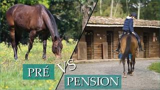 PRÉ VS PENSION - Avantages / Inconvénients