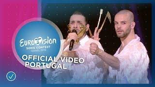 Conan Osiris - Telemóveis - Portugal 🇵🇹 - Official Video - Eurovision 2019