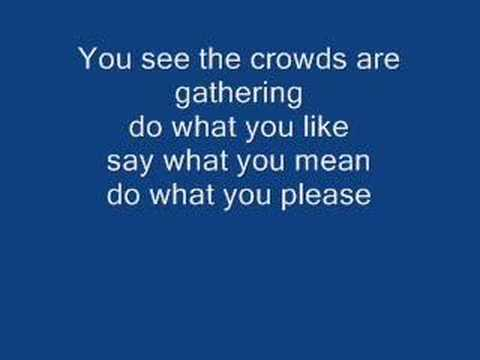 The Enemy - Aggro (LYRICS)