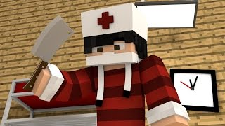 Minecraft - HISTÓRIAS #02: HOSPITAL DO HORROR ‹ Machinima ›
