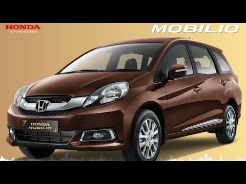 Honda Mobilio India Review- MPV Exteriors, Interiors, Engine, Boot Space And Features