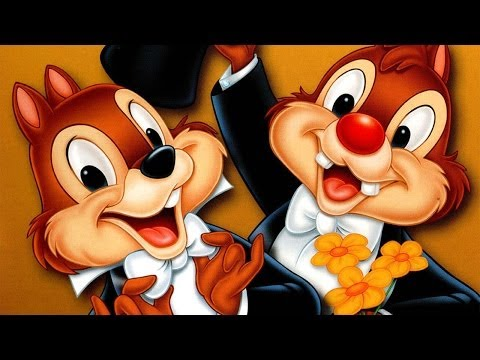 Chip And Dale & Donald Duck Compilation 2014 Series Over 3 Hour Non Stop! video