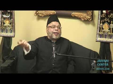 6th Muharram 2019 1441 Maulana Sadiq Hasan Majlis / Alam Sawaari