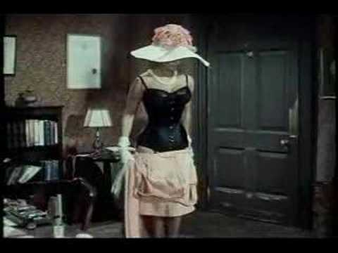 Sophia Loren in black corset Video