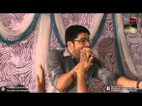 Mir Hasan Mir | Live - Jang E Khyber | New Manqabat  At Lahore 2013 Part 5 6 video