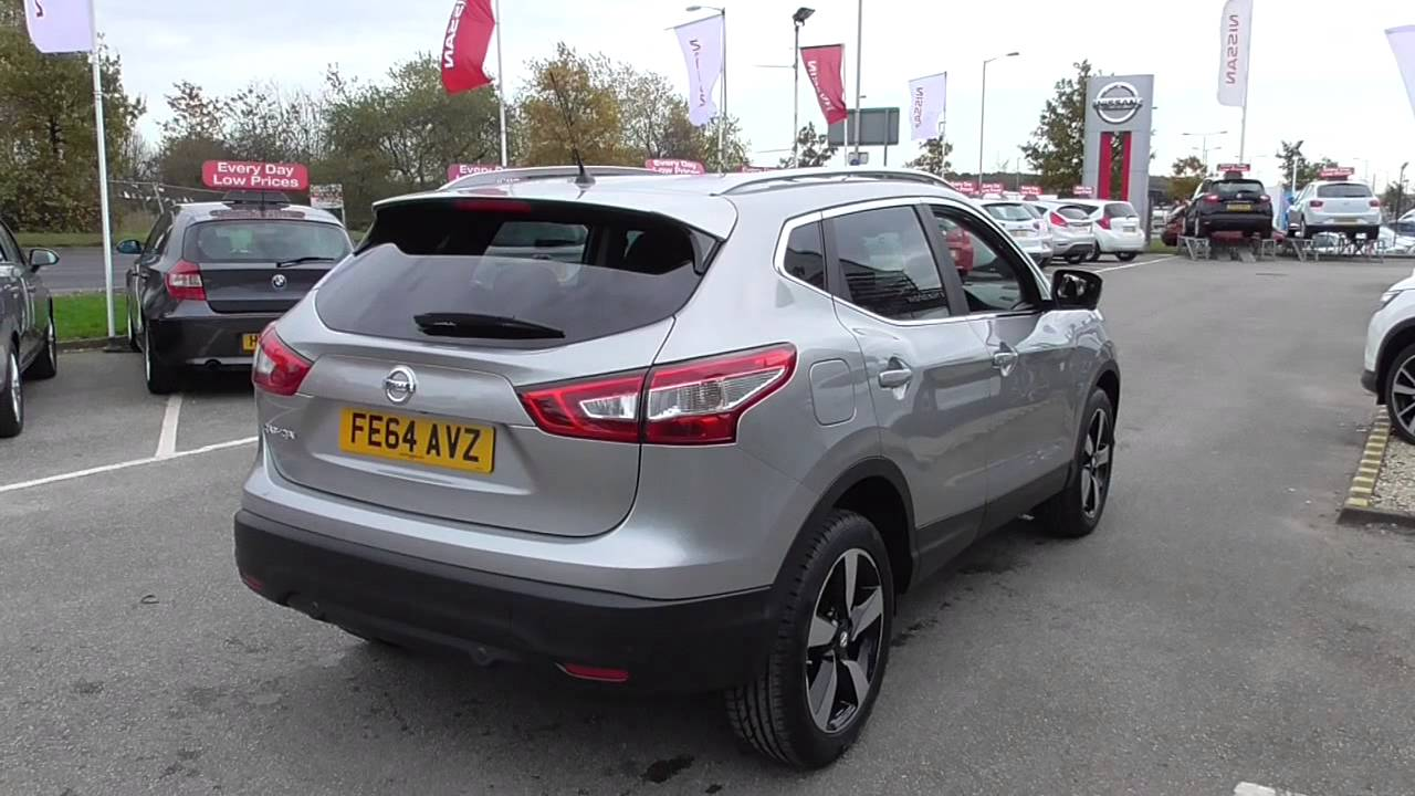 nissan qashqai 1 2 dig t n tec 5dr xtronic u12028 youtube. Black Bedroom Furniture Sets. Home Design Ideas