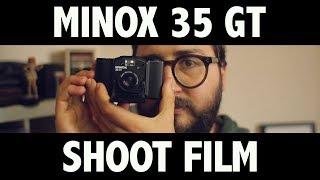 Shoot Film in New York: Minox 35 GT