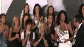MISS ITALIA  Finale Regionale Campania Ospite ex Miss Italia  Denny Mendez