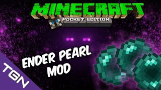 Minecraft Pocket Edition 0.13.1-Ender Pearl Mod