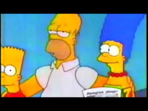 Homero Simpson envia mensaje a VENEZUELA