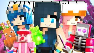 A NIGHTMARE IN CANDY WORLD! | Minecraft Adventures