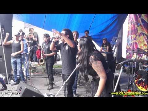 Rude Boys en el Chopo (31.05.14) - LaKazaDelSka.com