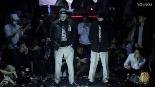 HOAN & JAYGEE ( MO'HIGHER ) | POPPING JUDGE SHOW | 舞战东北 vol. 1