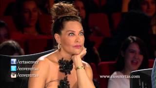 İllüzyonist Enver Ertaş  - Got Talent - Yetenek Sizsiniz Türkiye