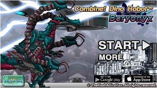 Baryonyx Dino Robot Full Game 1080p