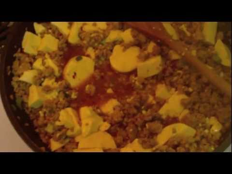 Mapo Tofu: The Aimless Cook