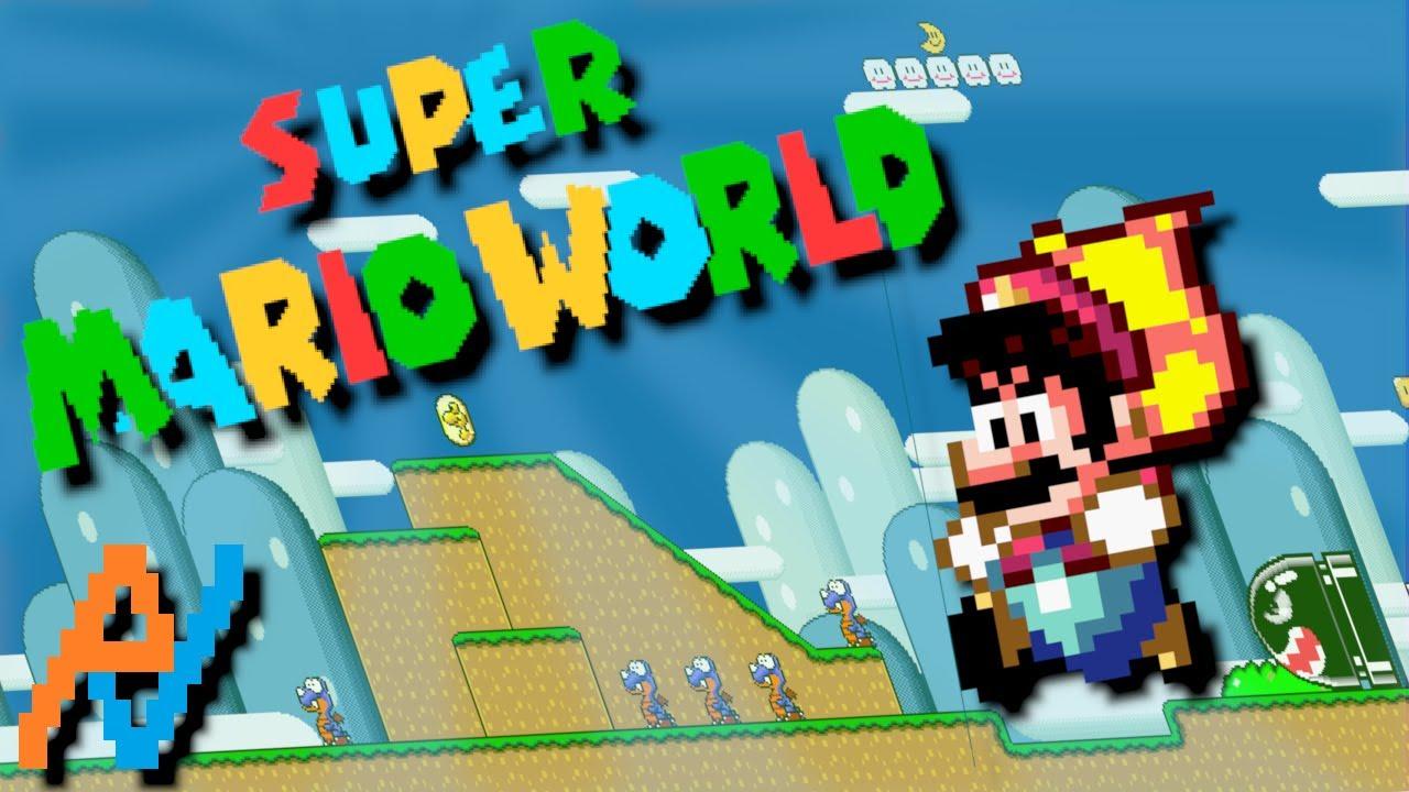 Super Mario World Yoshi S Island