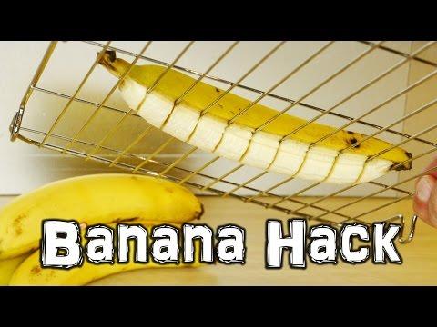 Banana Life Hack