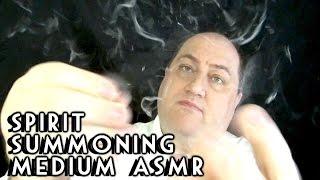 Spirit Summoning Medium ASMR Ectoplasm Creation!