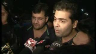 SPECIAL SCREENING OF MOVIE AGNIPATH AT PVR JUHU.flv