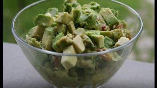 Юлия Высоцкая — Мексиканская закуска из авокадо