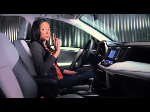 2013 Rav4  Smart KeyStarting Procedure