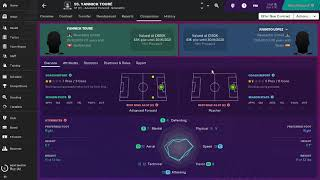 Football Manager 2019 Touch - Newcastle United- Lets Play