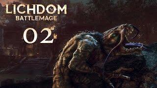 Lichdom Battlemage #002 - taktischer Schild ist wild [deutsch] [FullHD]