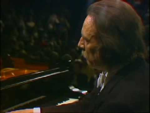 Brahms - Michelangeli, Ballade Op.10 No 2 in D major