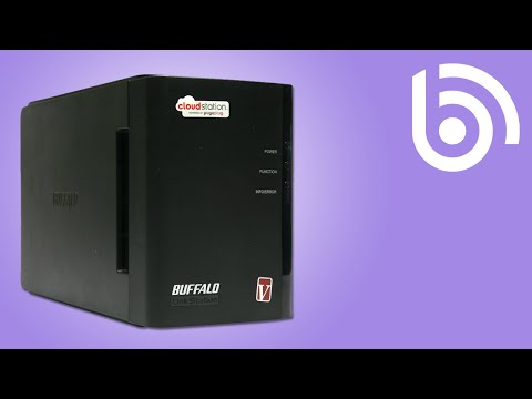 Buffalo CloudStation Gigabit NAS Network Storage Cloud Storage