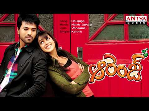 Orange Song - Chilipiga | Ram Charan Genelia DSouza