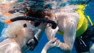 I KISSED MY CRUSH UNDERWATER IN HAWAII.. (EPISODE 4)